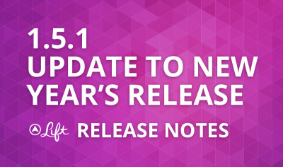1.5.1 — Updates To New Year's Release