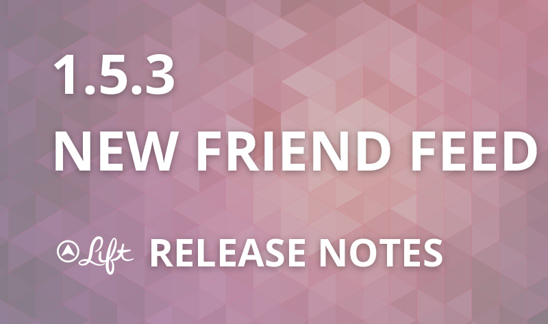 1.5.3 — New Friend Feed