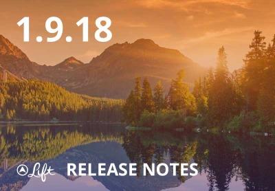 1.9.18: Today Widget