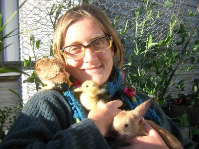 The Habits of an Urban Farmer: an Interview with Novella Carpenter