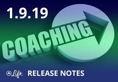 1.9.19: Coaching
