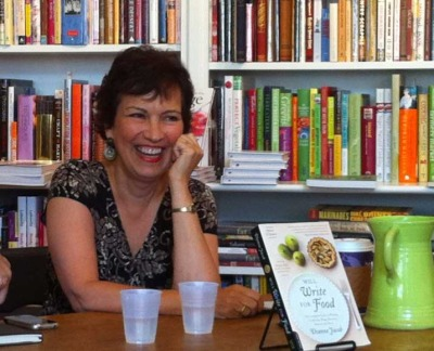 The Productive Writer: an Interview with Food Writing Expert Dianne Jacob