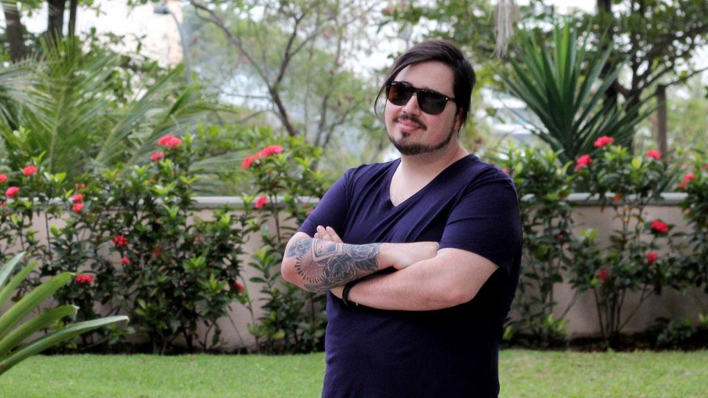How I Meditate: Rodrigo Franco