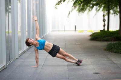 How I Train: Marcey Rader