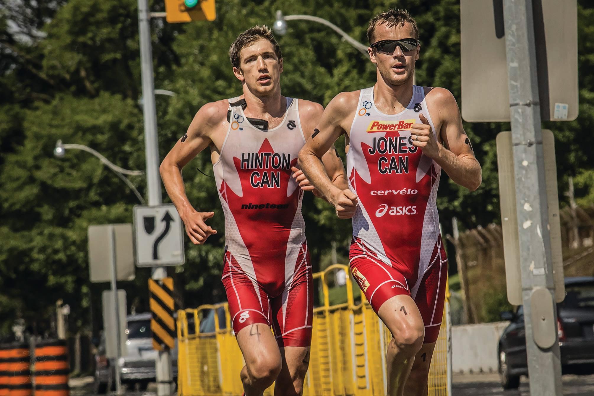 How I Train: Kyle Jones, Olympic Triathlete